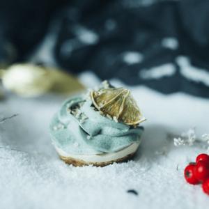 Briosa cu vanilie si lime
