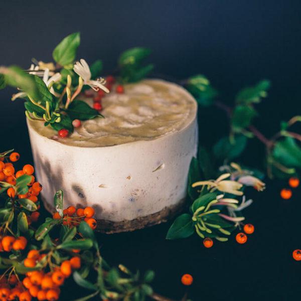 Tort iasomie si merisoare